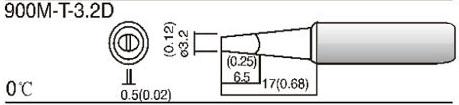 Grot 900M-T-3.2D