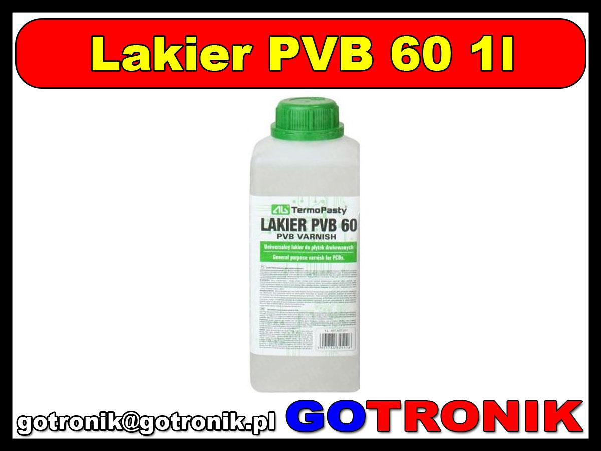 Lakier PVB 60 1l AGT0-217