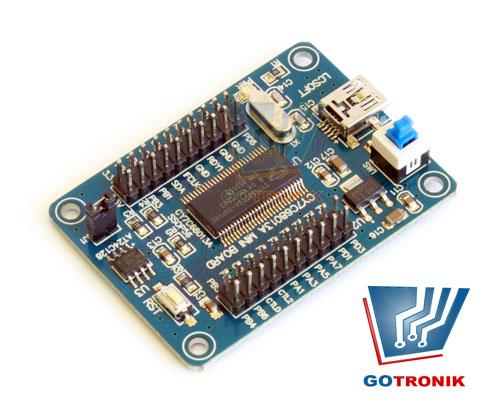 CY7C68013a miniboard LCSOFT