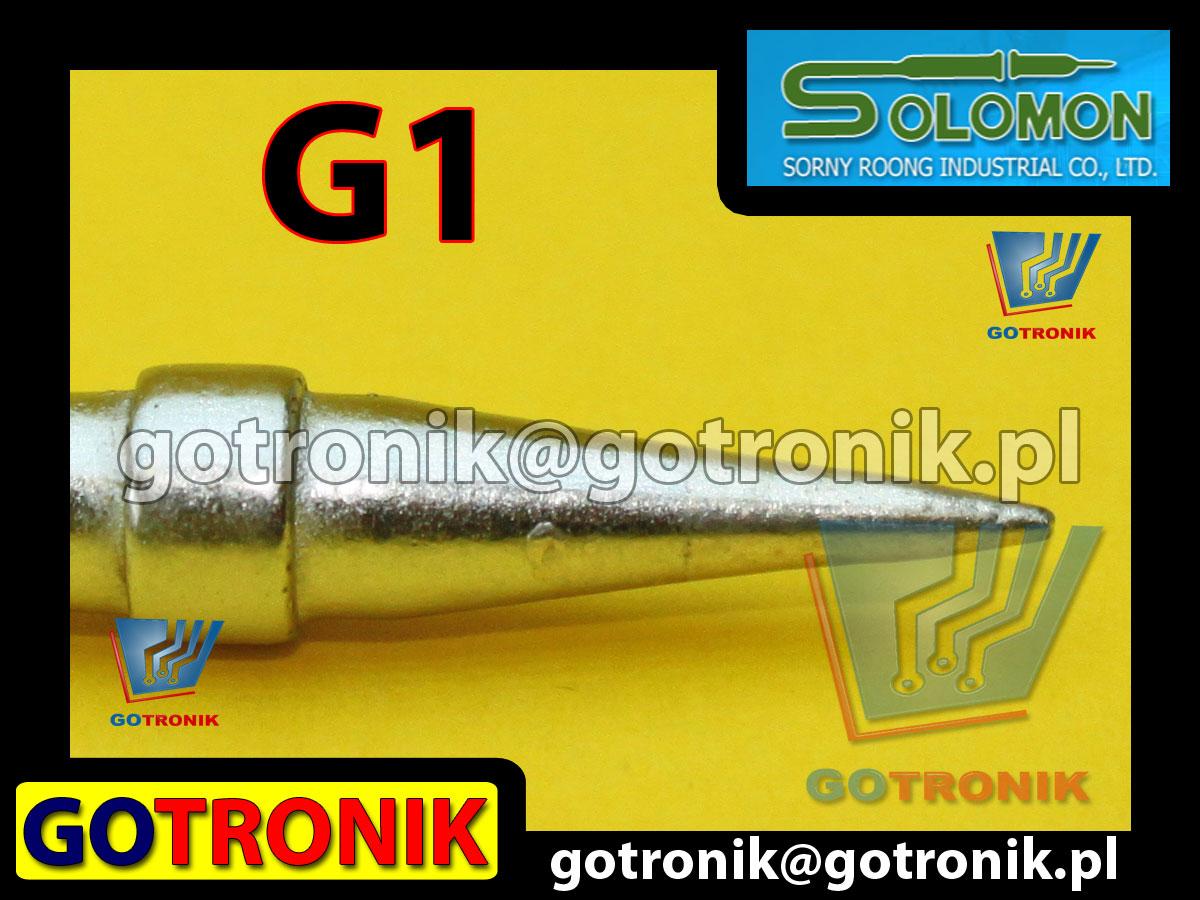 G1 grot do lutownic SR-965 SR965 produkcji SOLOMON