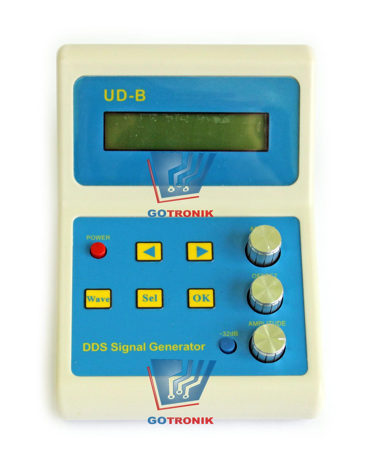 Generator funkcyjny DDS
