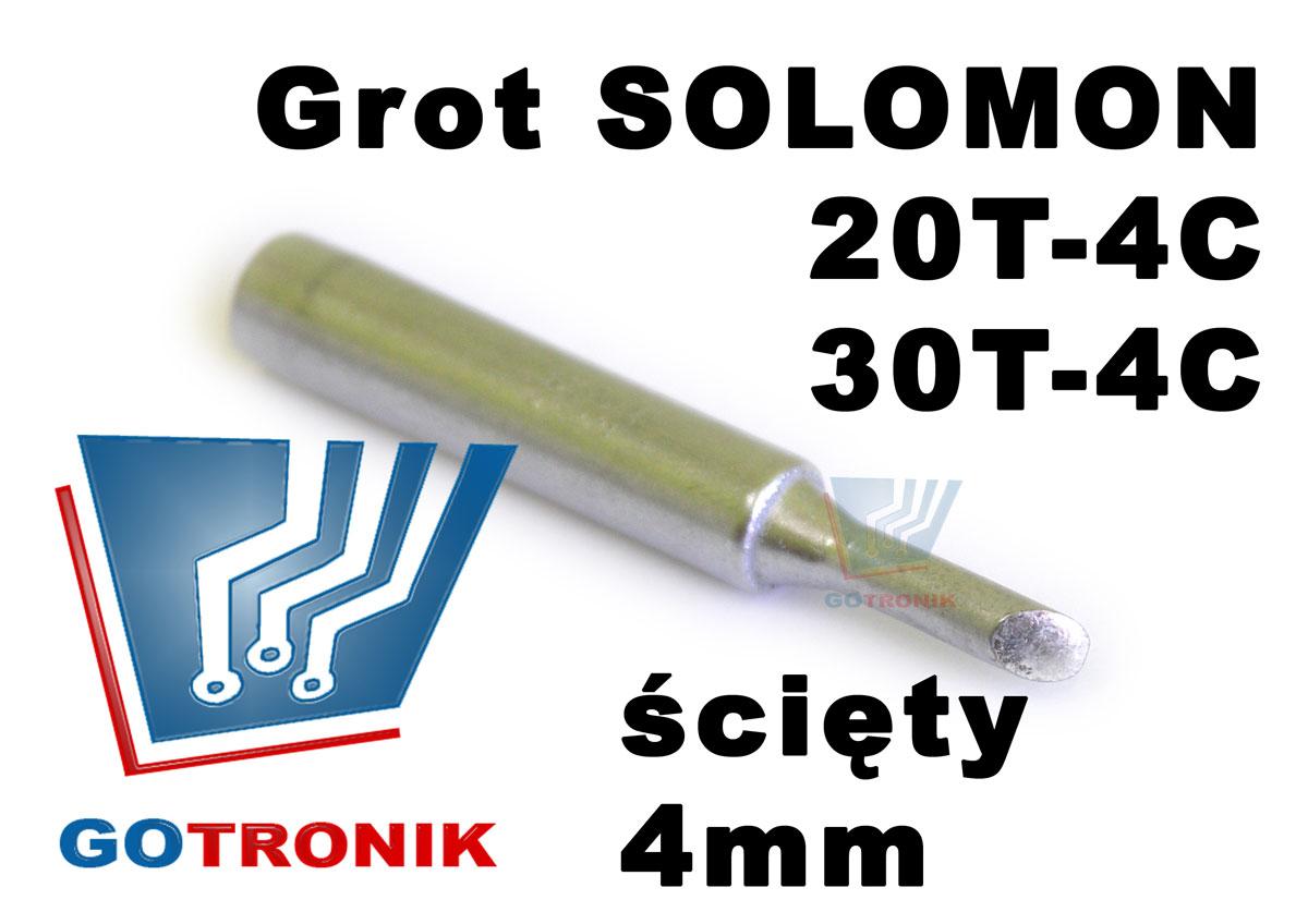 grot solomon 20t-4c 30t-4c
