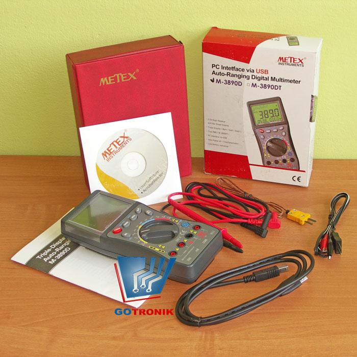 METEX M-3890D