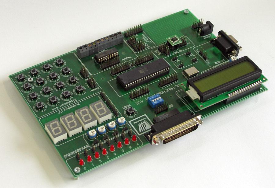 Moduł AVR ATMEGA16