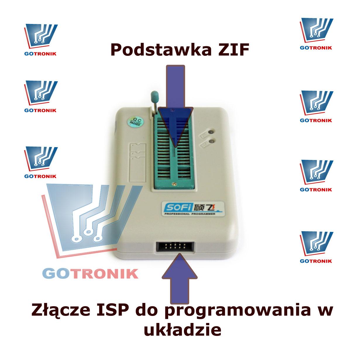 Programator SP8-A