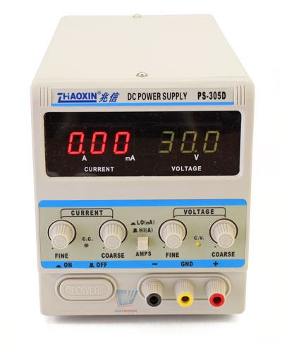 Zasilacz laboratoryjny PS-305D