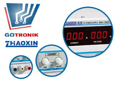Wyświetlacze RXN-305D