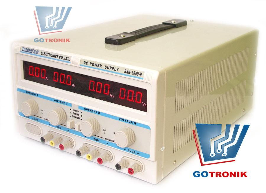 Zasilacz laboratoryjny RXN-305D-II