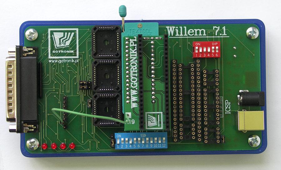 SOP44 Willem