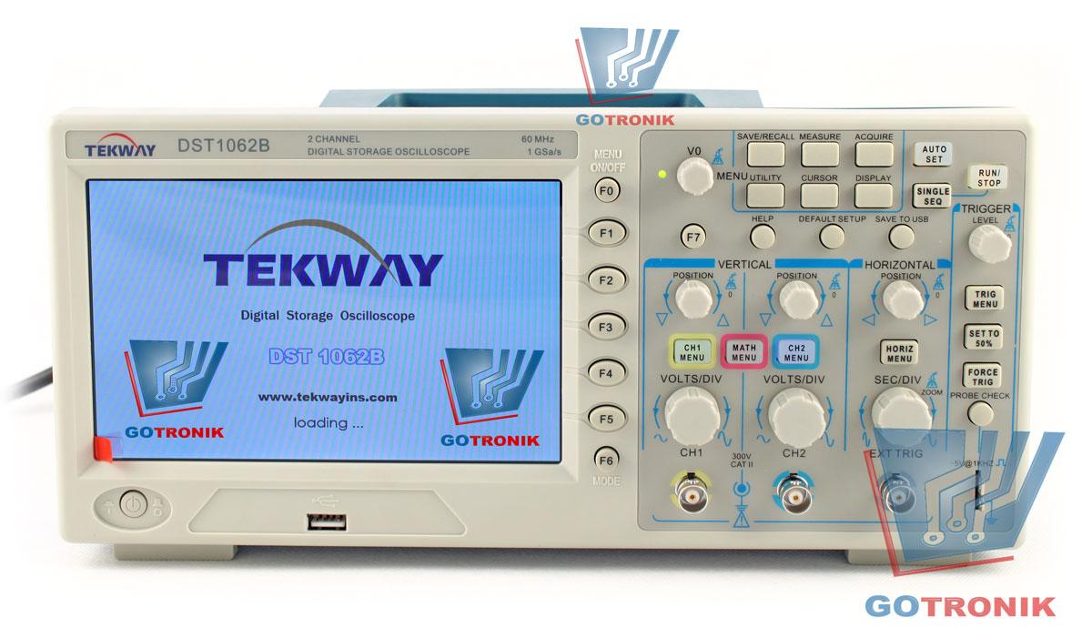 Tekway oscyloskop cyfrowy DST1000B