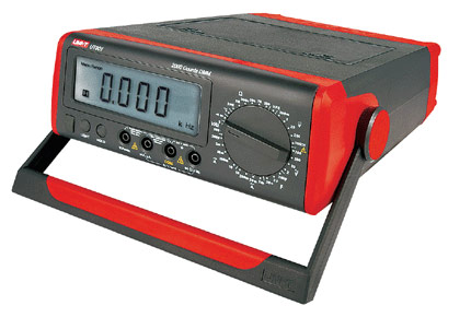 Cyfrowy miernik multimetr laboratoryjny UT801