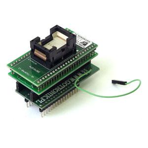 Adapter TSOP48 na DIP32 przeznaczony do programatora WILLEM.