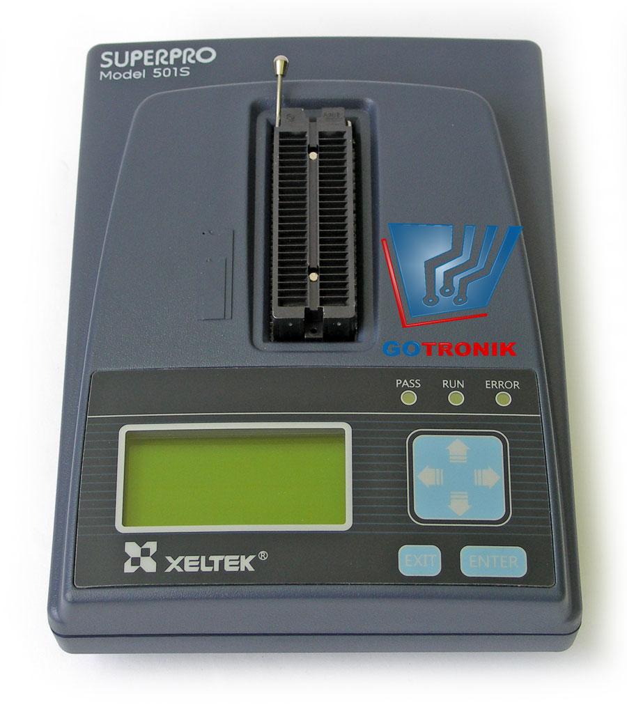 Programator SuperPro501S Xeltek