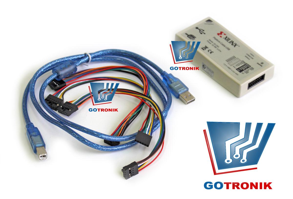 Xilinx Platform Cable USB CPLD/FPGA