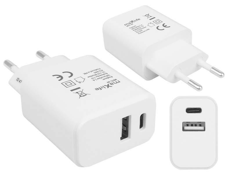 szybka uniwersalna ładowarka USB MXTC04