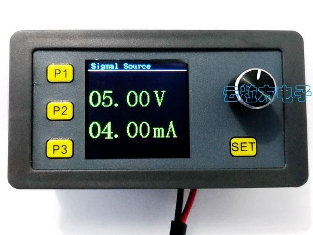 zadajnik, kalibrator napięcia, prądu, impulsów, PWM i sinusoidy ELEK-214 ELEK214