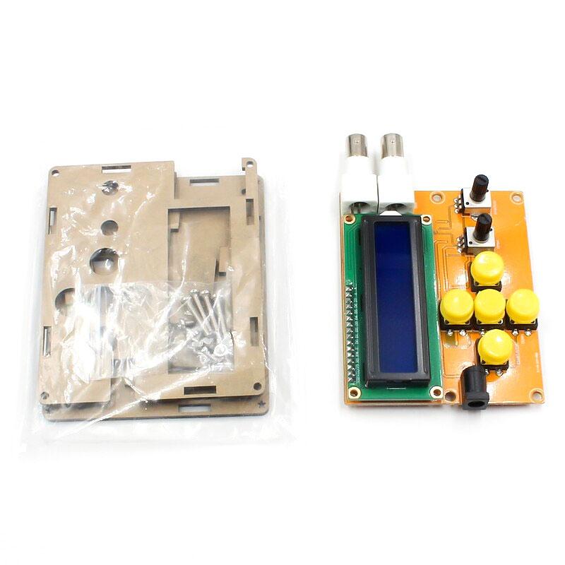 Generator funkcyjny DDS sinus prostokąt trójkąt