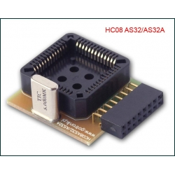 Adapter MC68HC11F1 do XPROG