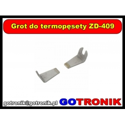 Grot 5mm do termopęsety ZD-409