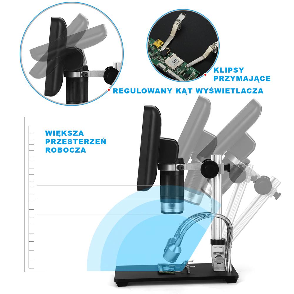 Mikroskop cyfrowy Andonstar AD206