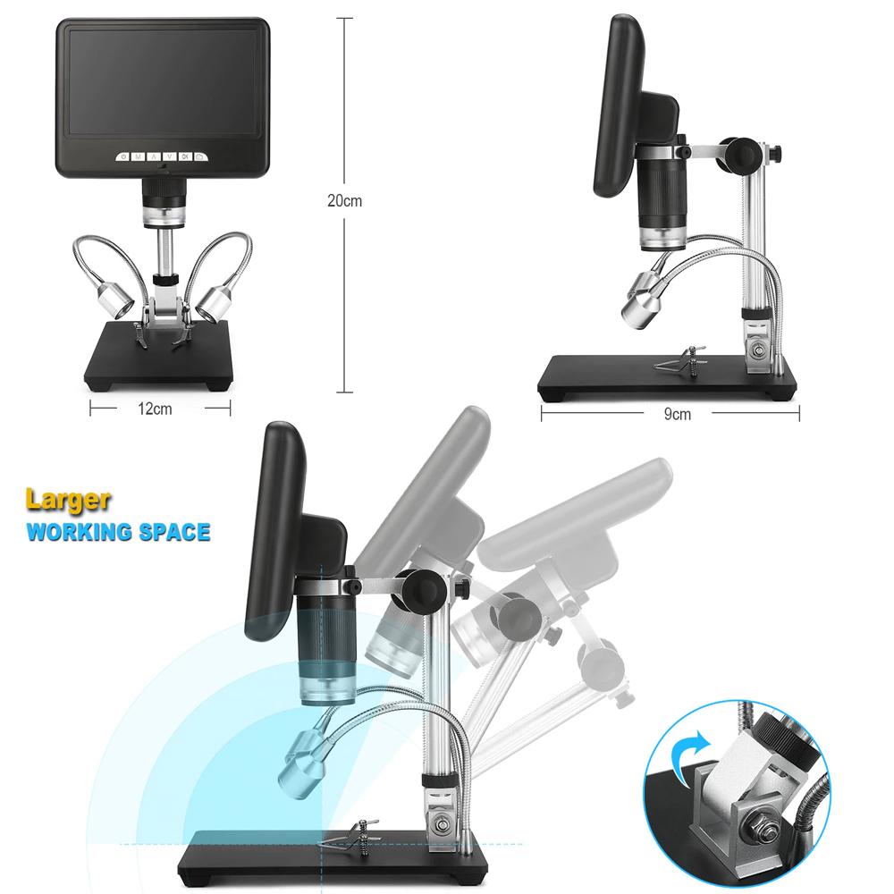 Mikroskop cyfrowy Andonstar AD207