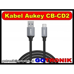 Kabel AUKEY CB-CD2 Quick Charge 3.0