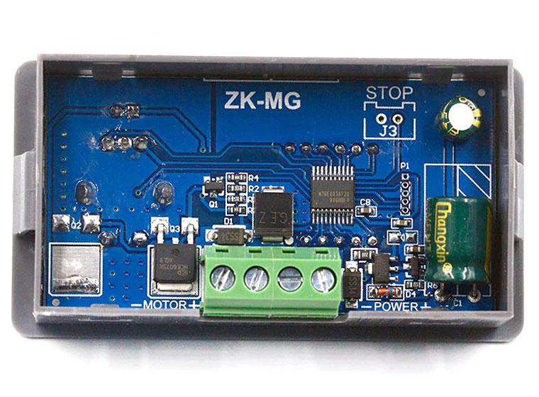 sterownik ZK-MG generator PWM, generator przebiegu PWM, sterownik szerokości impulsu PWM, dwukanałowy generator sterownik PWM, regulator PWM, RBS066 RBS-066