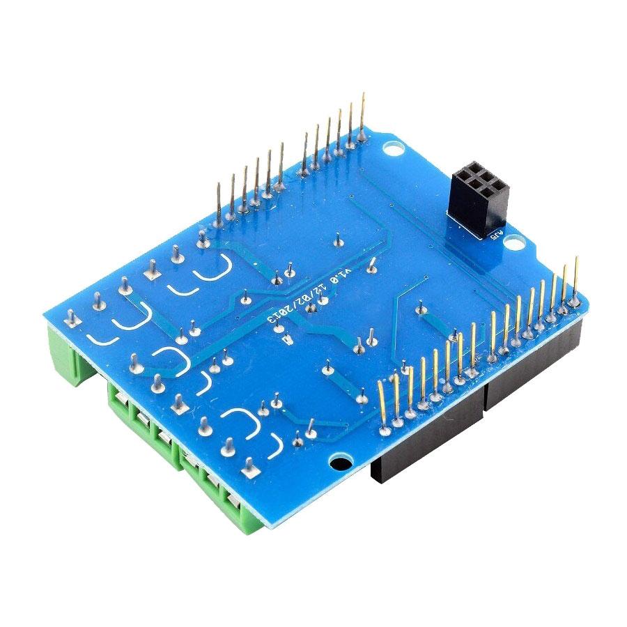4 przekaźniki nakładka Shield do Arduino RBS070 RBS-070