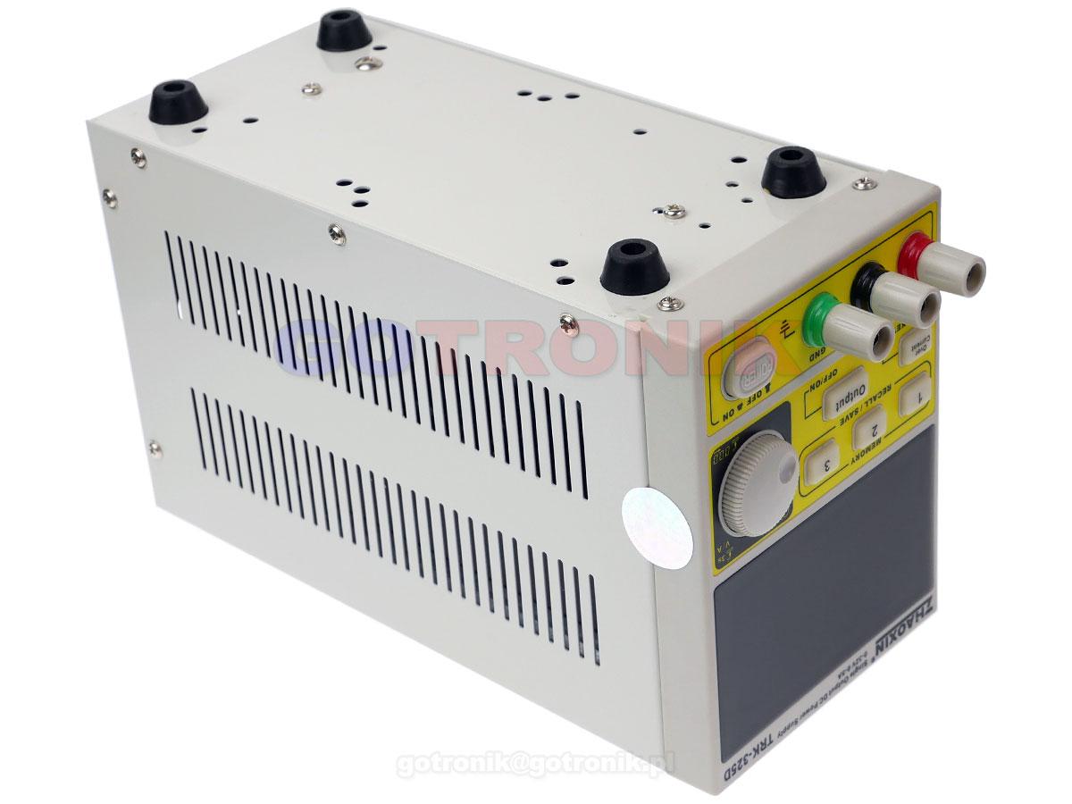 TRK-150W Zhaoxin zasilacz laboratoryjny 60V 8A 150W regulowany Zaoxin TRK150W