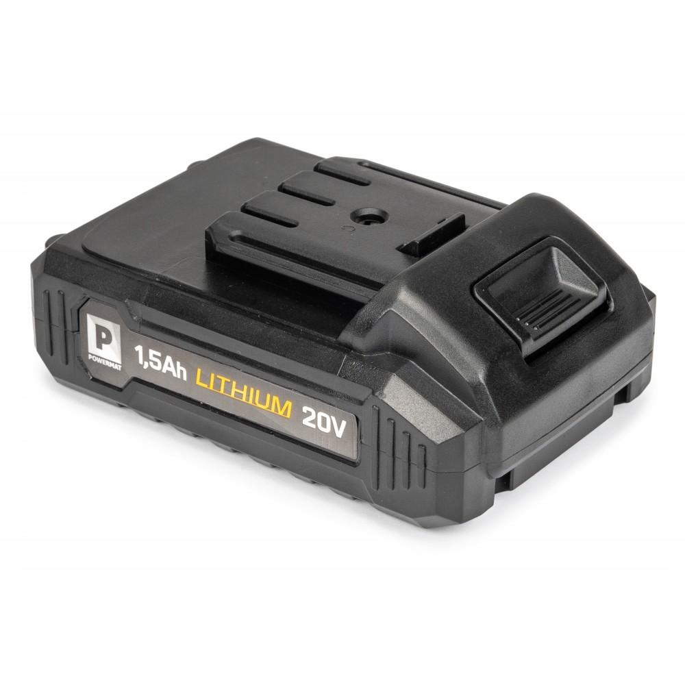 Wkrętarko-Wiertarka akumulatorowa - zestaw 92 elementów - PM-WA-20V1-SU
