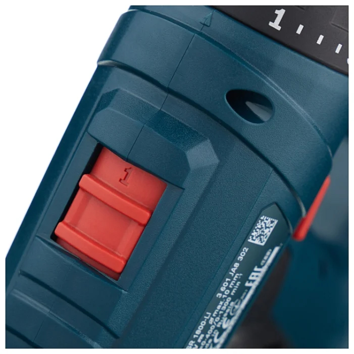 Wkrętarko - Wiertarka akumulatorowa BOSCH GSR 1800-LI
