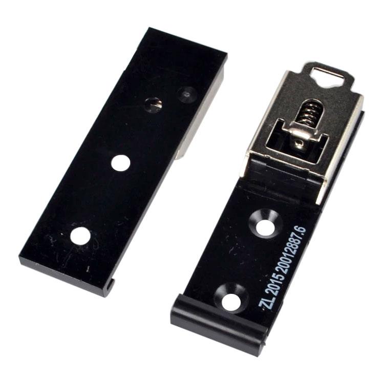 Uchwyt na szynę DIN TS35 uniwersalny ZL201520012887.6